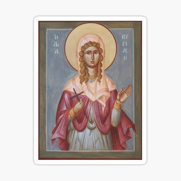 St Kyriaki Sticker