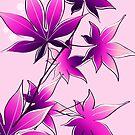 Purple Foliage by zhirobas