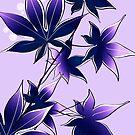 Violet Foliage by zhirobas