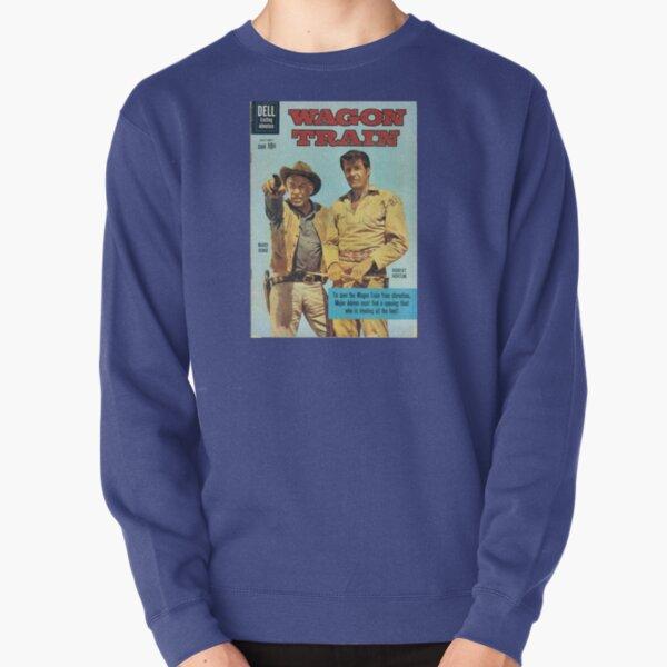 Wagon Train Pullover Sweatshirt