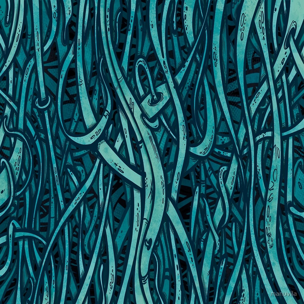 Alien landscape by manuvila