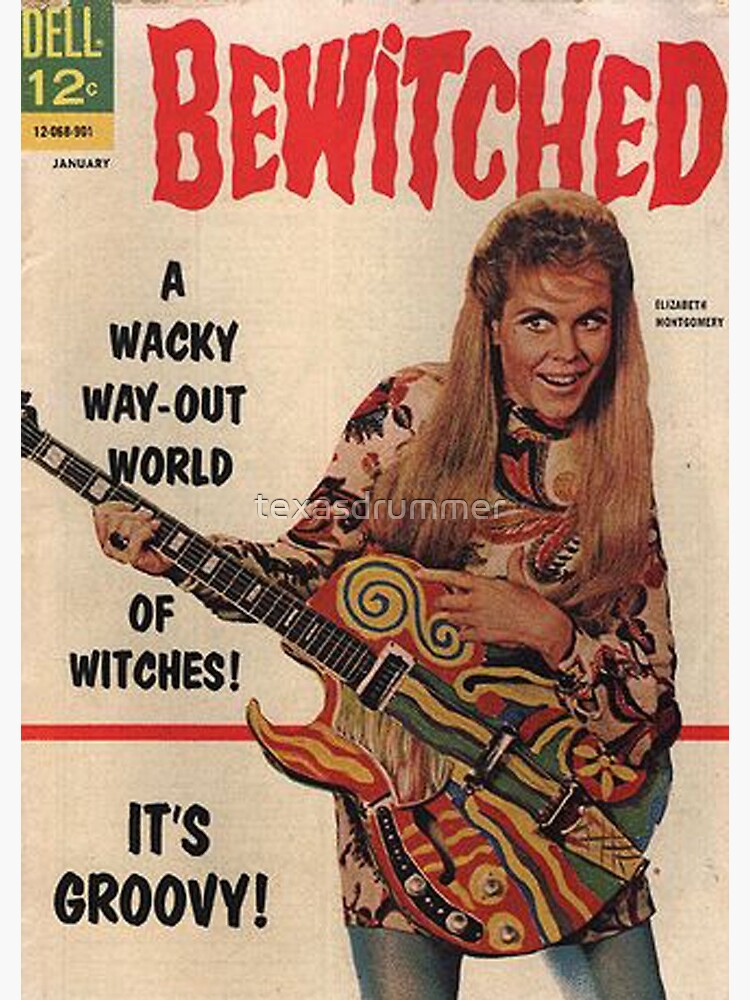 Bewitched by texasdrummer