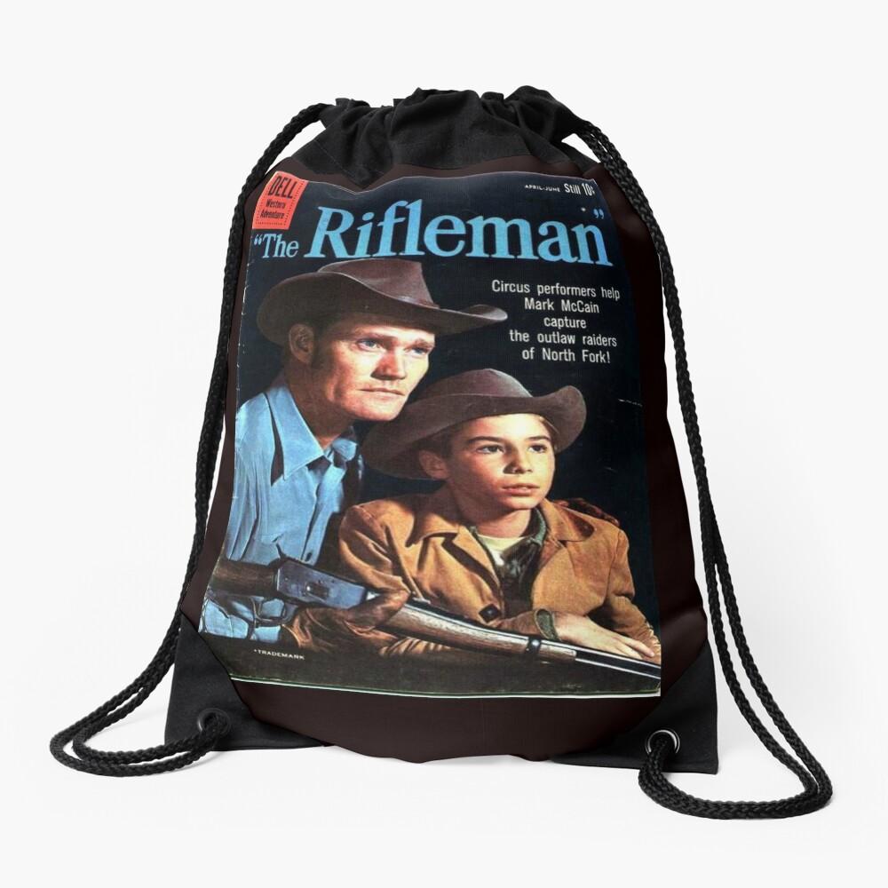 The Rifleman Drawstring Bag
