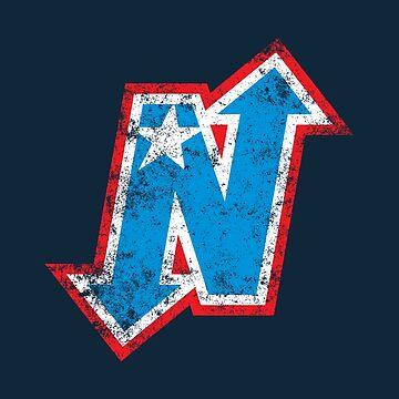 Navigator Superhero Letter N by DOODL