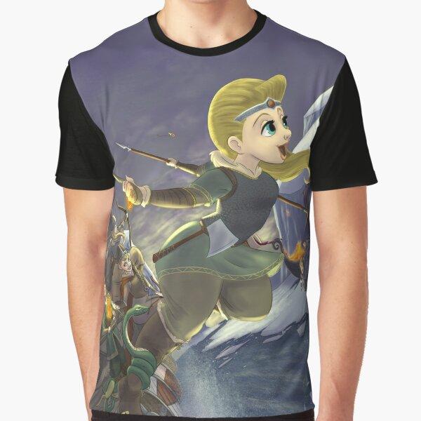 Alfhild - Rejected Princesses Graphic T-Shirt