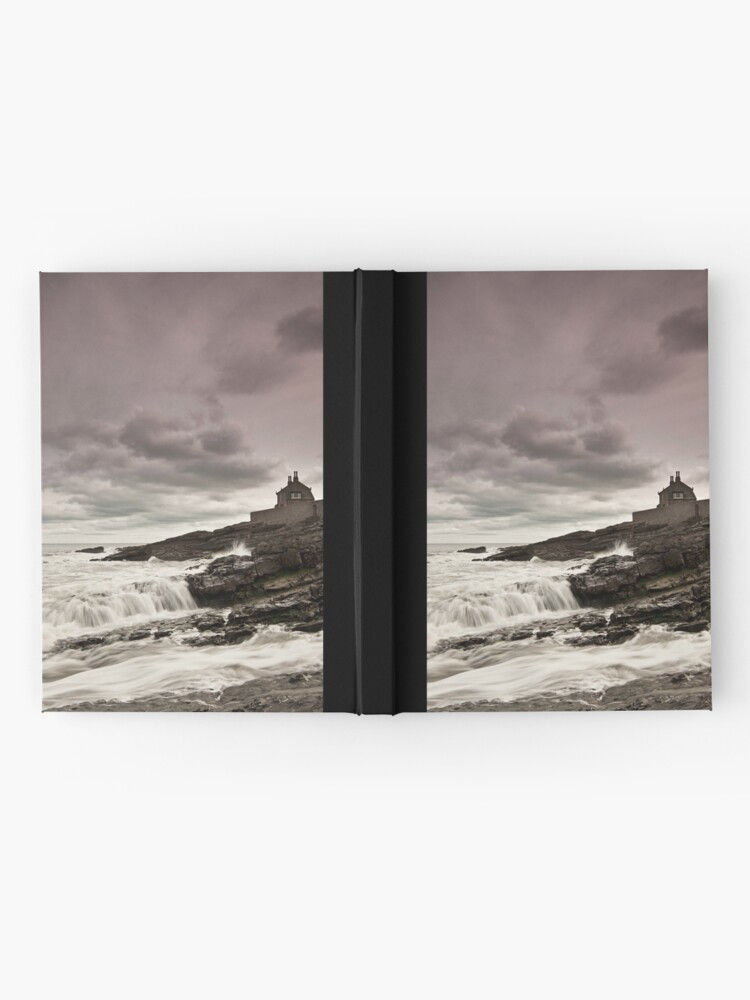Alternate view of The bathing house Hardcover Journal