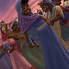 Nana Asma'u - Rejected Princesses by jasonporath