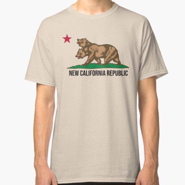 New California Republic - NCR - Fallout Fan Art Classic T-Shirt