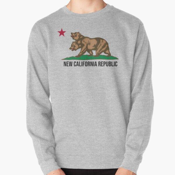 New California Republic - NCR - Fallout Fan Art Pullover Sweatshirt