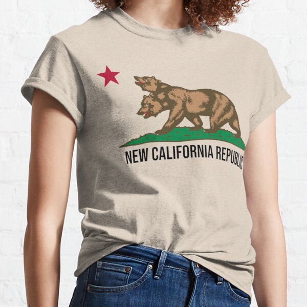 New California Republic - NCR - Fallout Fan Art Classic T-Shirt