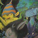 Fairys by Jennifer Boilard