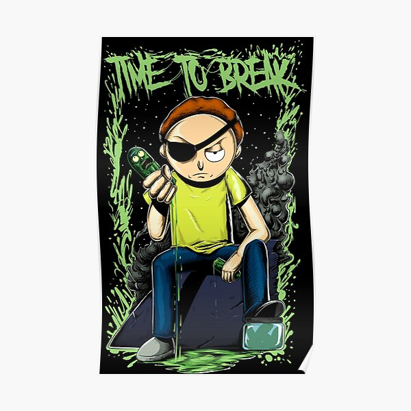 Time To Break Poster