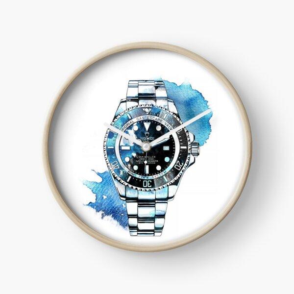Rolex SeaDweller Clock