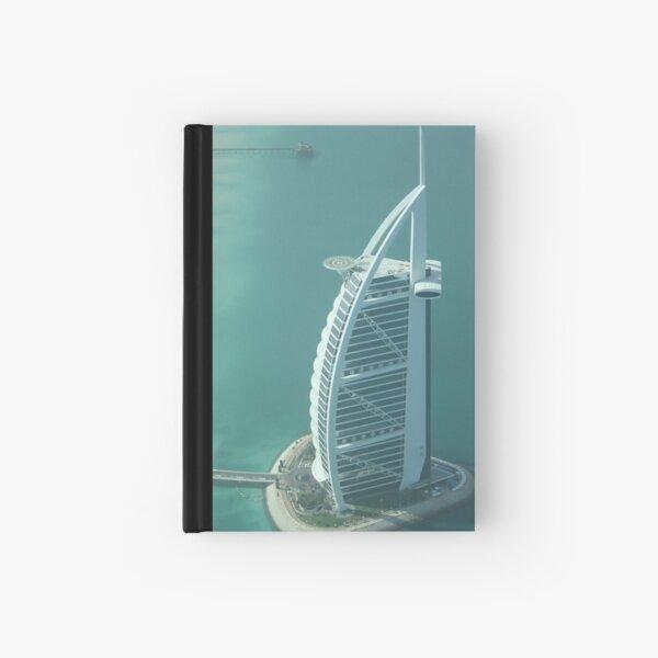 Burj Al Arab Hardcover Journal