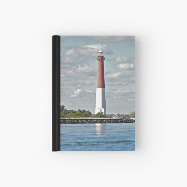 Barnegat Lighthouse - Barnegat NJ Hardcover Journal