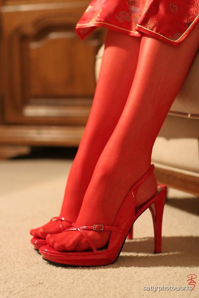 Mel's Feet by satyrphotoworks