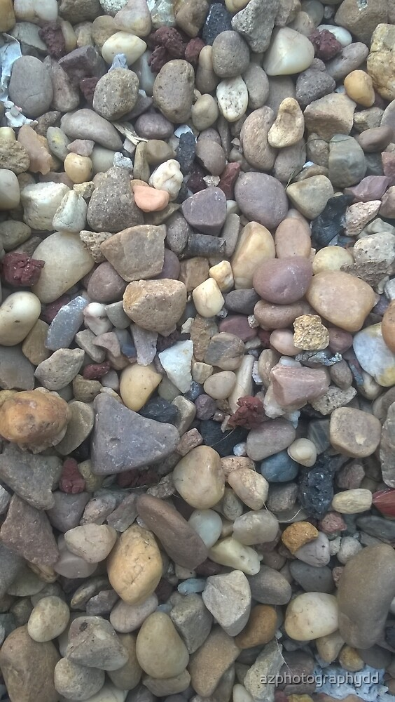 Pebbles by azphotographydd