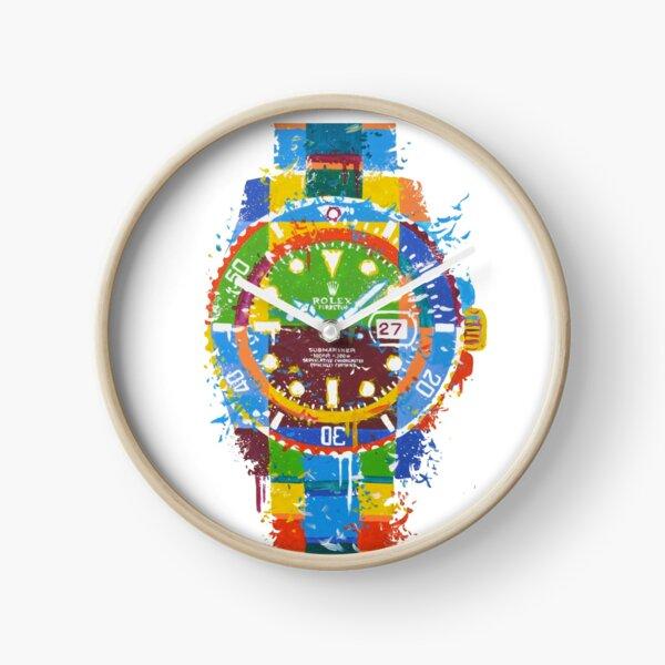 Rolex Pop Submariner Clock