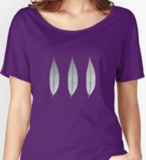 Three Leaves Women's Relaxed Fit T-Shirt