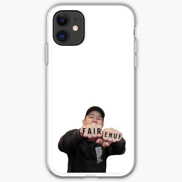 Noel Miller - Fair Enuf iPhone Soft Case