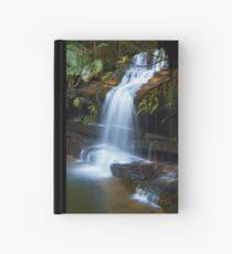 The Ledge - Terrace Falls  Hardcover Journal