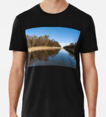 Nymphenburg Palace Reflections Men's Premium T-Shirt