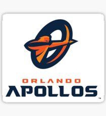 AAF Orlando Apollos Sticker