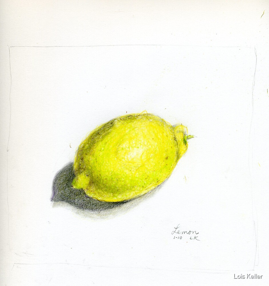 Lemon  by Lois Keller