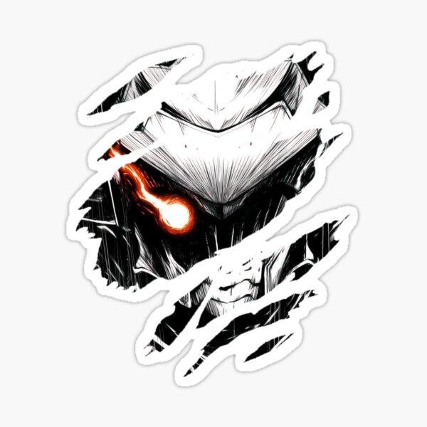 Anime Goblin Slayer Sticker