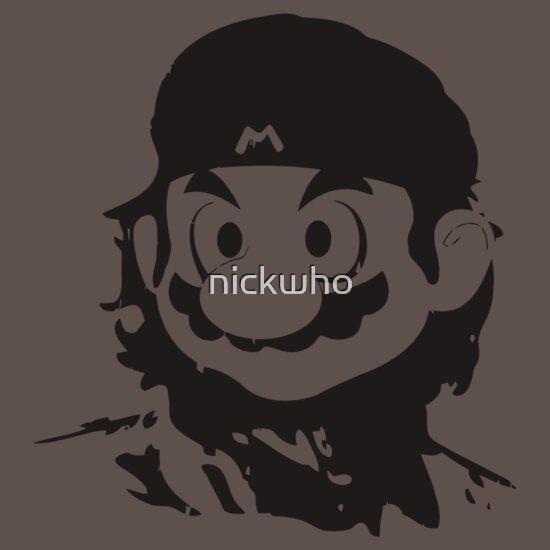 """TShirtGifter presents: Mario """"Che"""" Guevara"""