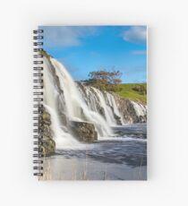 Hopkins Fall Spiral Notebook