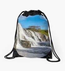 Hopkins Fall Drawstring Bag