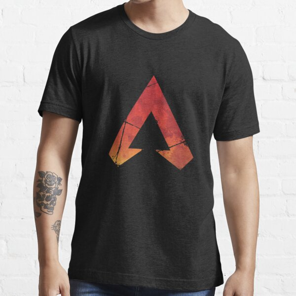 Apex Legends Logo | Apex Legends Acuarela Símbolo Camiseta esencial