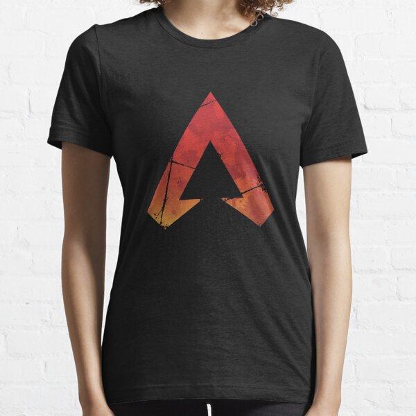 Apex Legends Logo | Apex Legends Watercolor Symbol Essential T-Shirt