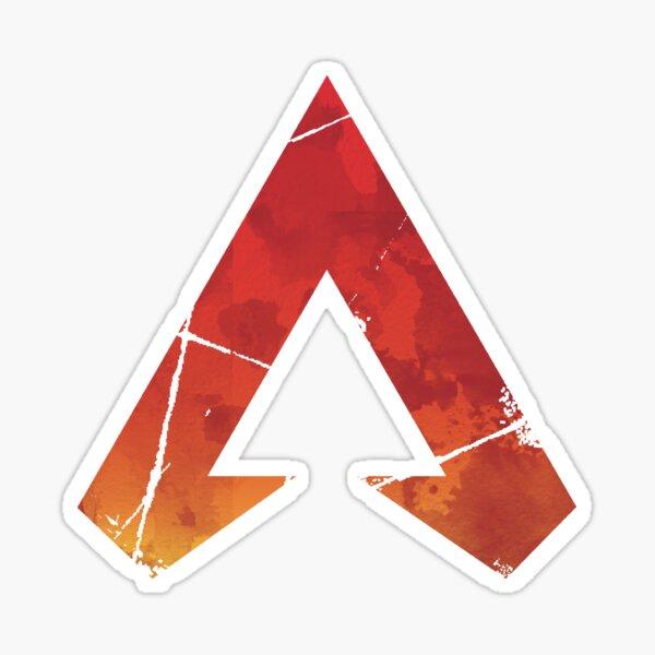 Apex Legends Logo | Apex Legends Watercolor Symbol Sticker