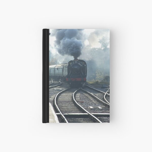 Bluebell Railway, UK Hardcover Journal