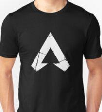 Apex Legends Logo | Apex Legends White Symbol Unisex T-Shirt