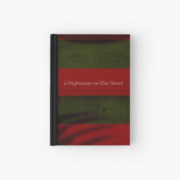 A nightmare on Elm Street Hardcover Journal