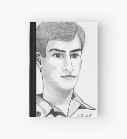 A Young Dreammer Hardcover Journal