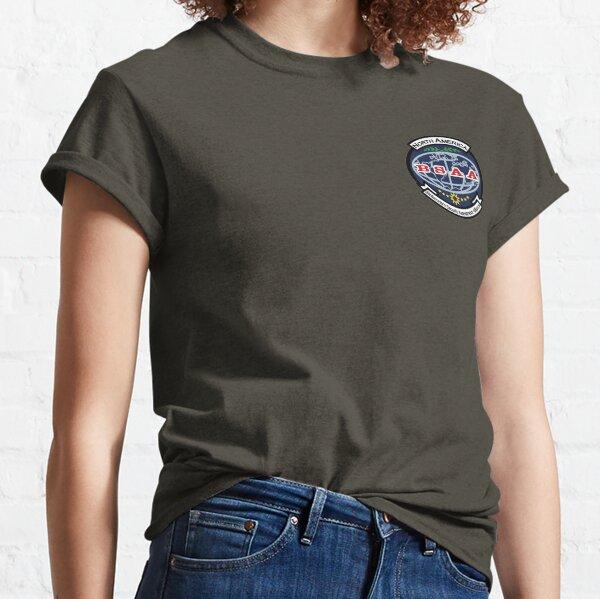 Bioterrorism Security Assessment Alliance (BSAA/ Resident Evil) Classic T-Shirt