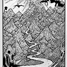 Dragon Valley by Phaedrus Byskou