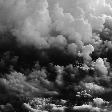 Stormy Clouds by cadinera
