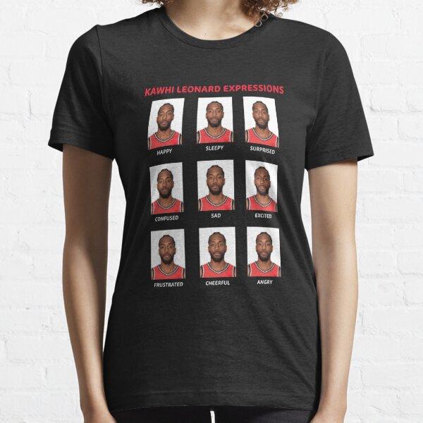Kawhi Expressions Essential T-Shirt