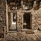 A Narrow Alley in Le Mans (France) by Marc Garrido Clotet