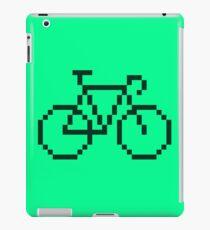 Bike PixelArt iPad Case/Skin