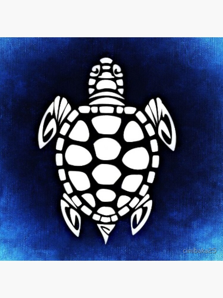 Ocean Sea Cute Turtle Postcard By Cimibaka25 Redbubble