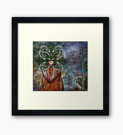 Mystical Adventures II ~ NiLhsa Eermat from KiakRa Framed Print