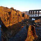 rusting hulk by imagegrabber