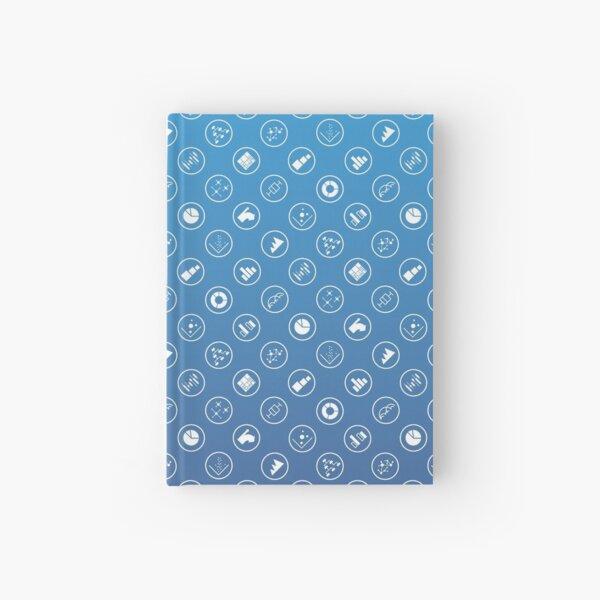 Dataviz Icons Journal Hardcover Journal