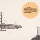 San Francisco by the-outfoxed
